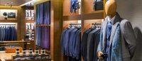 В Москве открылся обновлённый бутик Ermenegildo Zegna