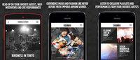 Sons da moda: Emporio Armani lança aplicativo de música