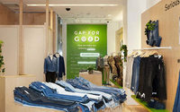 Gap Inc. sets sustainability goal to save 10B liters of water by 2020
