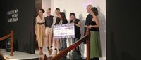 Paula González y Clara Virgili ganan el II concurso Gure Moda Gaur