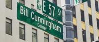 New York City temporarily names street corner after Bill Cunningham