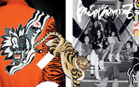 Kenzo develops collab archive collection with Kansai Yamamoto