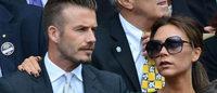 I Beckham donano vestiti a favore delle vittime del tifone nelle Filippine