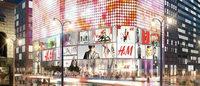 H&M lance son flagship de Times Square avec Lady Gaga