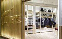 Lacoste внедряет новую концепцию магазинов