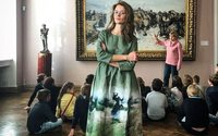 «Уста к Устам» представил коллаборацию с Русским музеем
