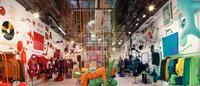 Benetton限制级纺线艺术品惹争议