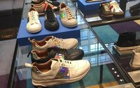Altr launches Selfridges iridescent sneaker collaboration