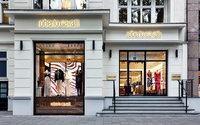 Roberto Cavalli ha svelato il suo nuovo concept di negozio a Berlino