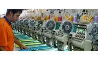 Exportações de tecidos portugueses para China em 2014 crescem 10%