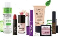 Sante launcht gleich 63 Kosmetikprodukte