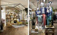 Cyrillus entremêle mode et maison via un nouveau concept magasin