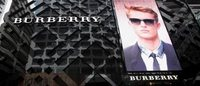 Lower tourist spending checks Burberry sales growth