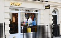 K-Way launches Covent Garden store