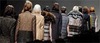 Milan : en marge de la Fashion Week, de jeunes stylistes cherchent à se faire connaître