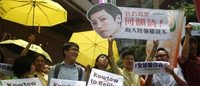 Lancome faces growing anger and protests in Hong Kong
