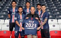 Replay lancia una capsule denim con il Paris Saint-Germain