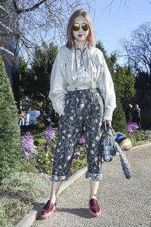 Street Fashion Paris N304