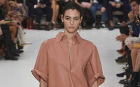 Simple and sophisticated, Tod's womenswear hits the catwalk alongside menswear for the first time