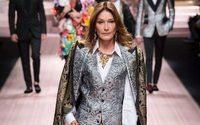 Dolce & Gabbana's evolving DNA