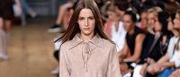 Franjas e nude são tendência na Semana de Moda de Paris
