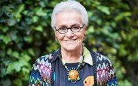 Rosita Missoni riceve la laurea honoris causa