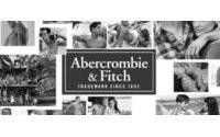 Abercrombie & Fitch: Karşılaştırılabilir mağaza satışlarında beklenmeyen yükseliş oranı