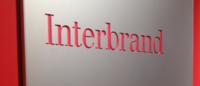 2015年度 Interbrand 全球百大品牌,中国两个,奢侈品十个
