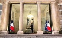 La mode défilait au Palais de l'Elysée lundi soir