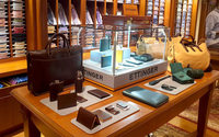 Ettinger London opens in Turnbull & Asser's NYC Townhouse