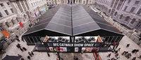 伦敦时装周宣布将搬离原地址 新地点在Soho区