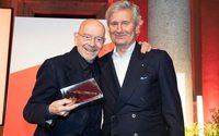 A Mario Bellini il premio speciale del Salone del Mobile