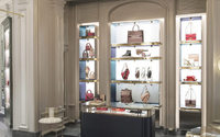 Dior stages takeover of Bergdorf Goodman's Fifth Avenue flagship