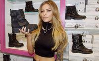 Sophia Thomalla stiefelt mit eigener Boots-Kollektion für Deichmann