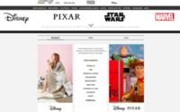 Yoox und Disney starten Online-Shop