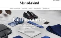 RNB Retail launches new men's e-commerce concept