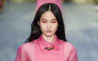 Neon beauty reigns supreme at New York Fashion Week