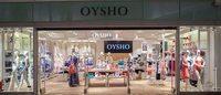 Oysho ouvre un premier magasin dans un aéroport