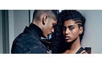 Aplicações de encontros inspiram campanha Calvin Klein