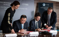 LVMH to take part in China International Import Expo in Shanghai next November