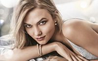 Karlie Kloss is named the new face of Swarovski
