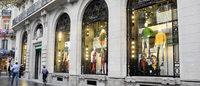 Benetton: il flagship di boulevard Haussmann a Parigi chiude a fine luglio