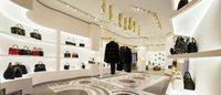 Versace apre una boutique a Piazza di Spagna