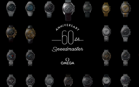 Omega lässt 60 Jahre Speedmaster Revue passieren