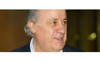 Amancio Ortega, segundo hombre más rico del mundo