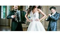 Solaine Piccoli apresenta nova coleção de noivas