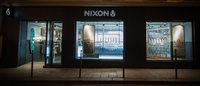 Nixon ha inaugurato a Parigi la sua prima boutique europea