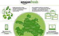 AmazonFresh ab sofort in ganz Berlin und Potsdam verfügbar