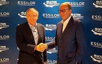 Essilor collabora con la FIA a una campagna per la buona visione oculare alla guida