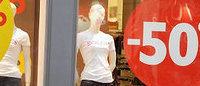 Lange Gesichter im Textilhandel:Nicht nur Karstadt verkauft weniger